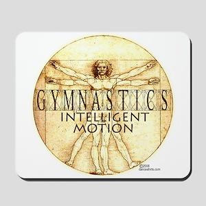 Intelligent Motion Gymnastics Mousepad