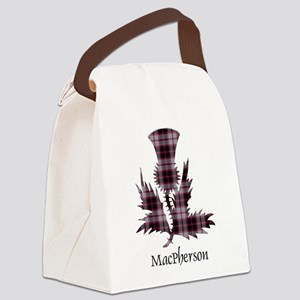 Thistle-MacPherson hunting Canvas Lunch Bag