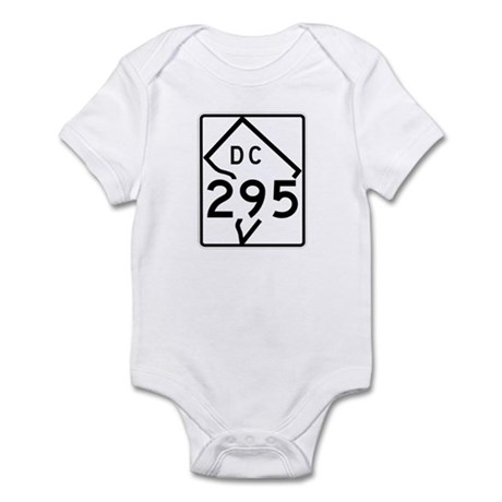 Route 295, District of Columbia Infant Bodysuit