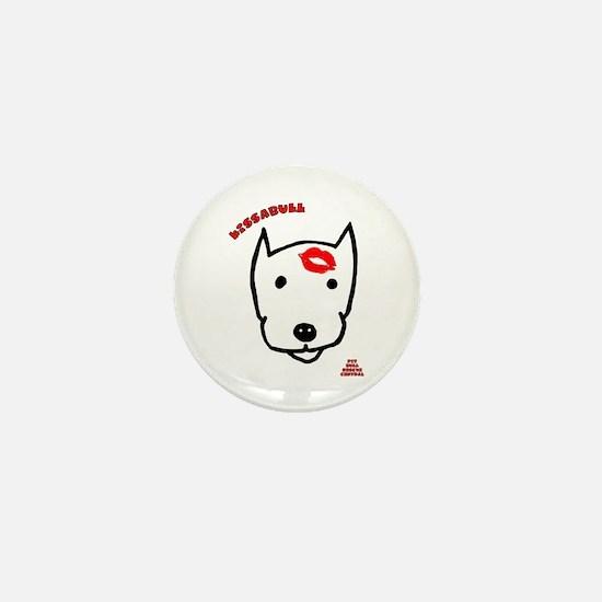 Kissabull Mini Button