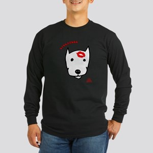 Kissabull Long Sleeve Dark T-Shirt