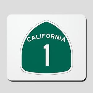 State Route 1, California Mousepad