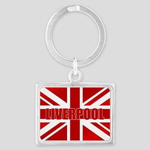 Liverpool England Keychains