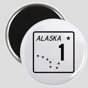 Route 1, Alaska Magnet