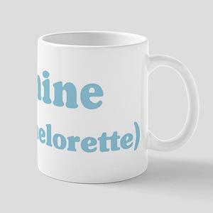 Jeanine the bachelorette Mug