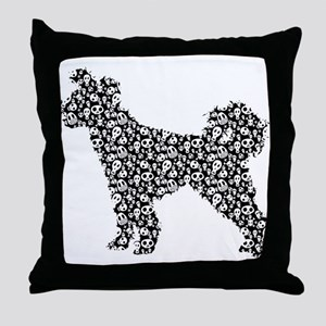 Pumi Throw Pillow
