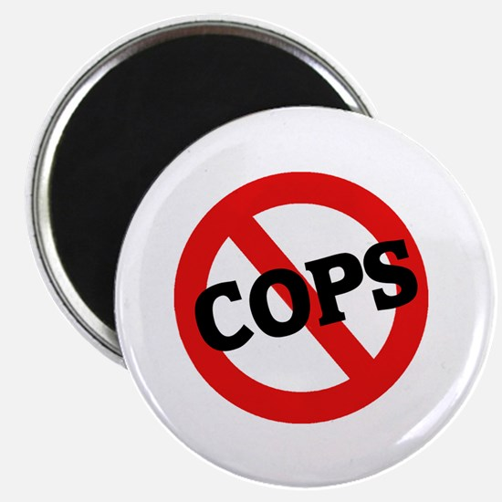 Anti-Cops Magnet
