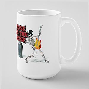 Tone to the Bone Large Mug