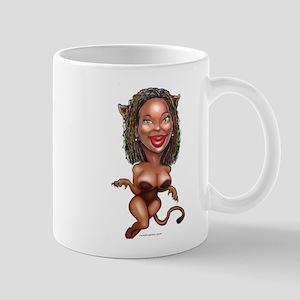 Cougarlicious B Tee Mugs