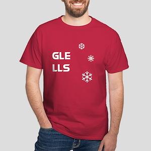 Jingle Bells, Pt. 2 - Dark T-Shirt