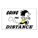 Zack Going The Distance Sticker