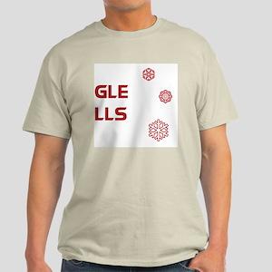 Jingle Bells, Pt. 2 - Light T-Shirt