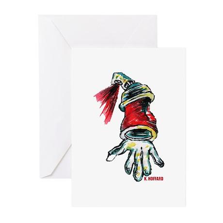 Krypto Greeting Cards (Pk of 10)
