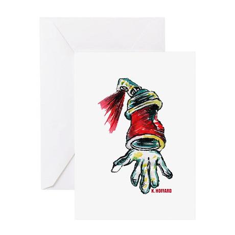 Krypto Greeting Card