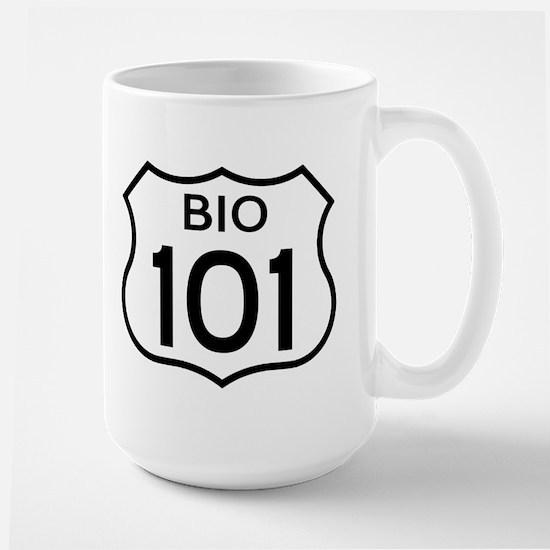 Bio 101 Large Mug