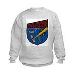 USS FORCE Kids Sweatshirt