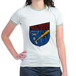 USS FORCE Jr. Ringer T-Shirt