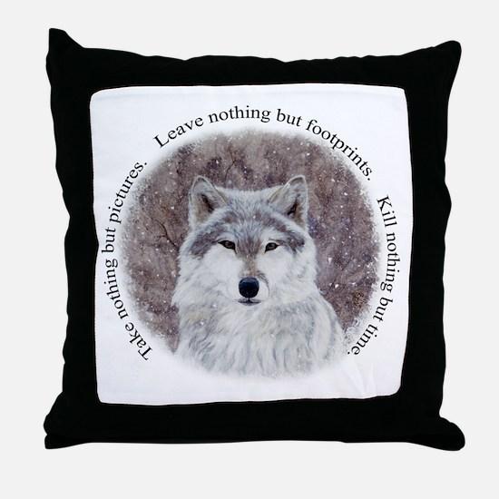 Timeless wisdom: Throw Pillow