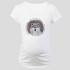 Timeless wisdom: Maternity T-Shirt