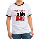 Lung Cancer Hero (Nephew) Ringer T