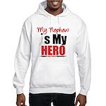 Lung Cancer Hero (Nephew) Hooded Sweatshirt