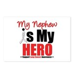 Lung Cancer Hero (Nephew) Postcards (Package of 8)