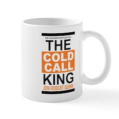 The Cold Call King Mugs