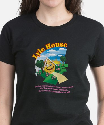 Lyle House Women's Dark T-Shirt
