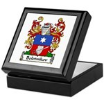 Bolotnikov Family Crest Keepsake Box