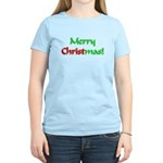 Christ in Christmas Women's Light T-Shirt