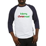 Christ in Christmas Baseball Jersey