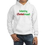 Christ in Christmas Hooded Sweatshirt