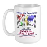 Universal Health Care Large Mug
