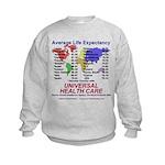 Universal Health Care Kids Sweatshirt