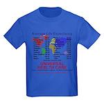 Universal Health Care Kids Dark T-Shirt
