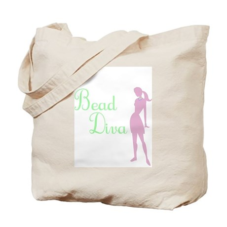 Bead Diva Tote Bag