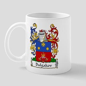 Bulgakov Family Crest Mug