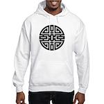 Chinese Longevity Hooded Sweatshirt
