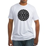 Chinese Longevity Fitted T-Shirt
