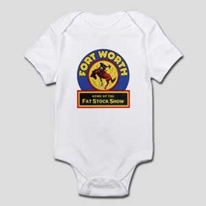 Fort Worth Texas Infant Creeper