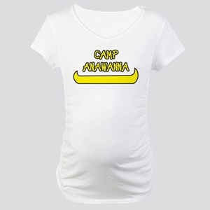 Camp Anawana Maternity T-Shirt