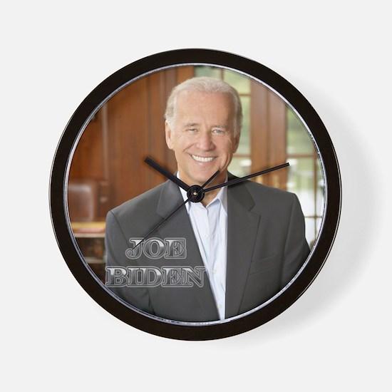 Joe Biden Wall Clock