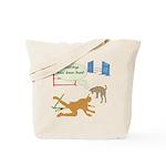 Whatcha Doin Tote Bag