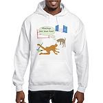 Whatcha Doin Hooded Sweatshirt