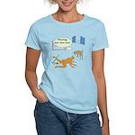 Whatcha Doin Women's Light T-Shirt
