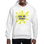 Kiss My Splash Hooded Sweatshirt