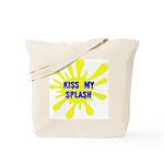 Kiss My Splash Tote Bag