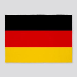 Flag: Germany 5'x7'Area Rug