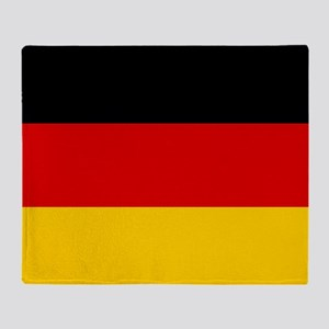 Flag: Germany Throw Blanket