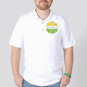 Solar Power Golf Shirt